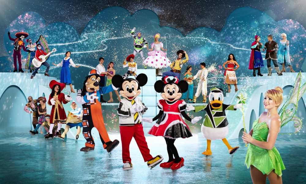 Stream Disney on Ice