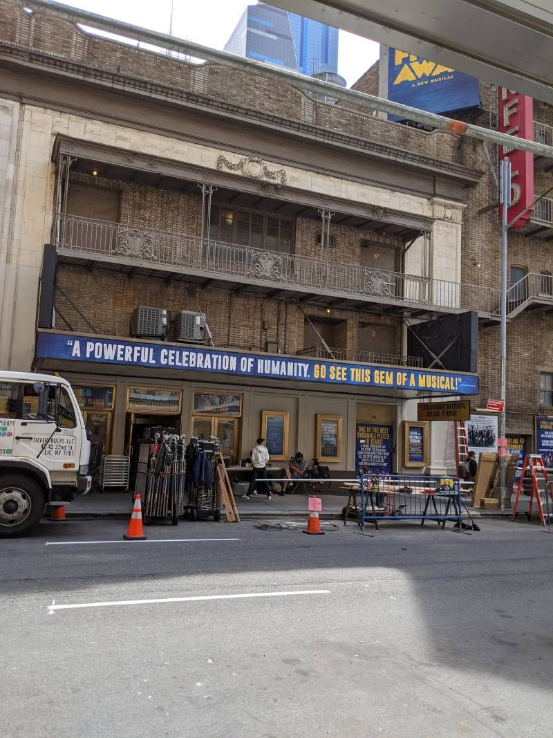 Come From Away - The Broadway Musical