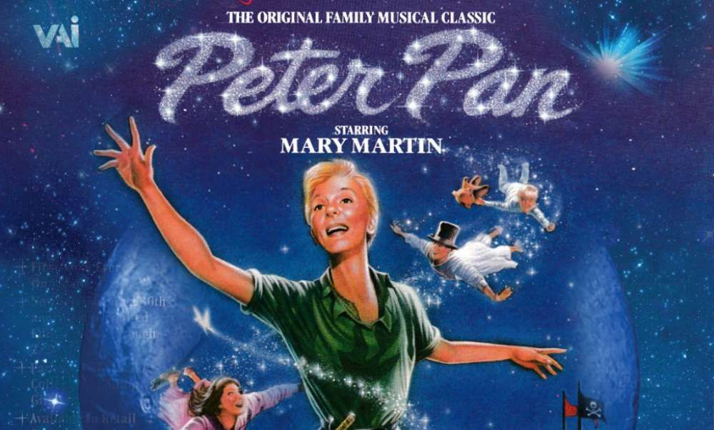 Stream Peter Pan - Broadway Musical