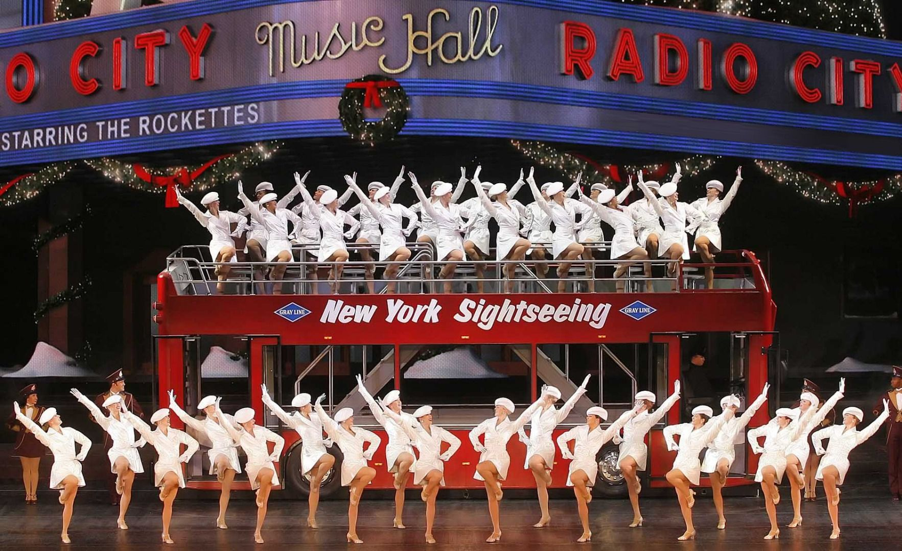 radio city christmas spectacular stream broadway shows musicals online filmed on stage - Broadway Christmas Shows