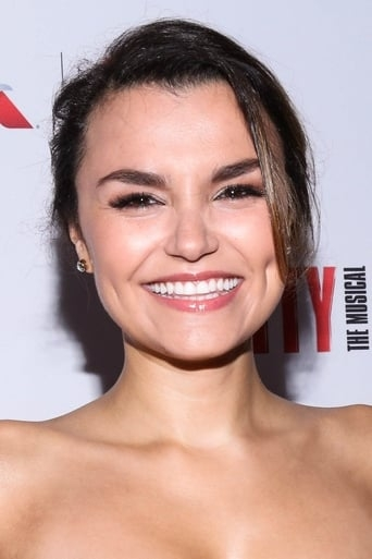 Image of Samantha Barks