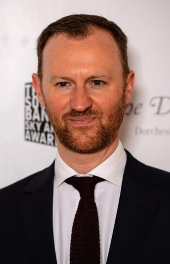 Image of Mark Gatiss